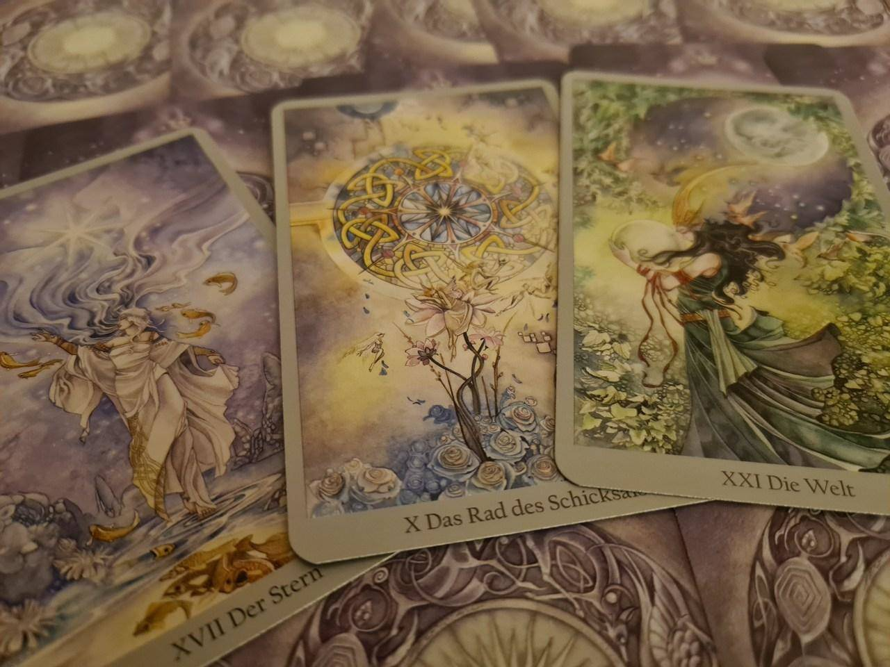 Kartenlegen Tarot